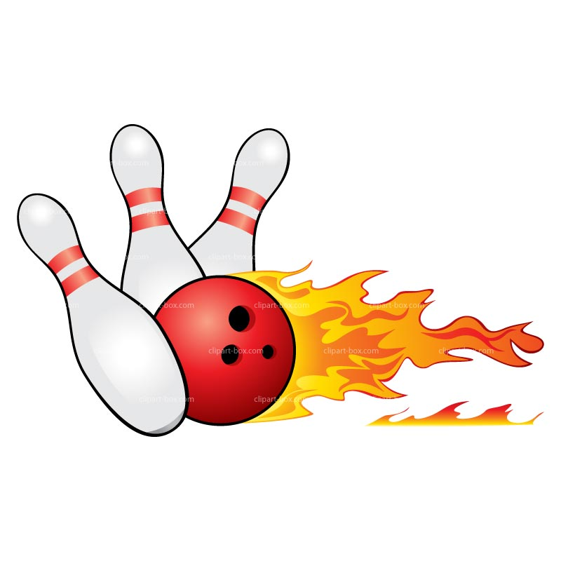 Bowling clipart 8 2