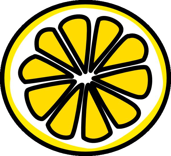 Lemon clip art at vector clip art online royalty free