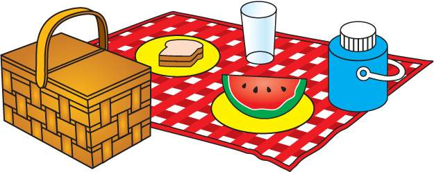 Picnic party clipart free clip art images