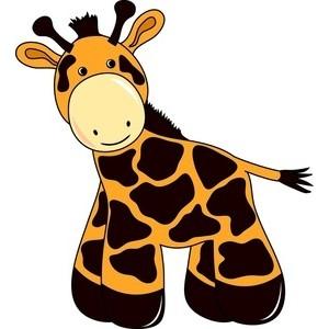 Baby giraffe clip art 3 new hd template images