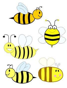 Bee clipart abelhinhas bees classroom newsletter