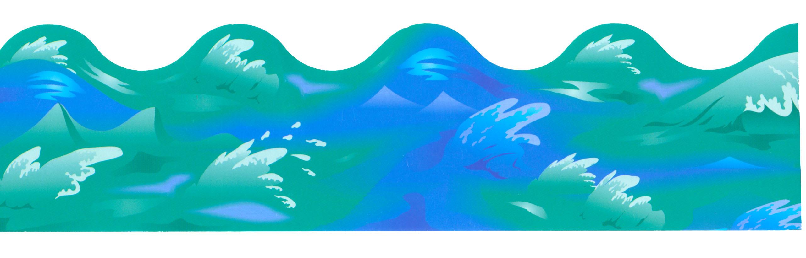 Clipart of ocean