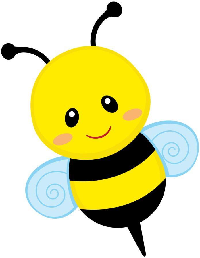 Cute bumble bee clip art free clipart 2