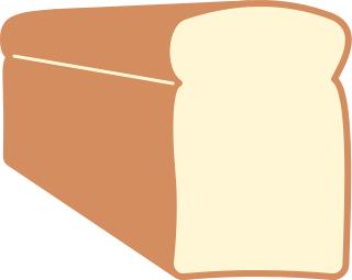 Free bread clipart clip art image 4 of