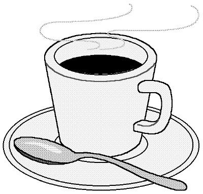 Free coffee clipart clip art image 5 of