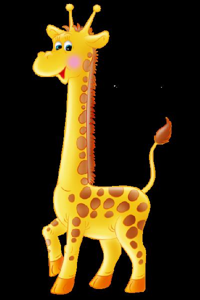 Giraffe clipart 5