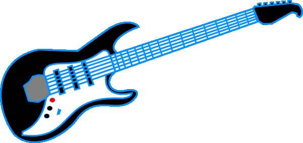 Guitar clip art at vector clip art online