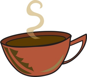 Hot coffee clipart clipart