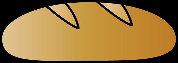 Italian bread clip art italian bread image