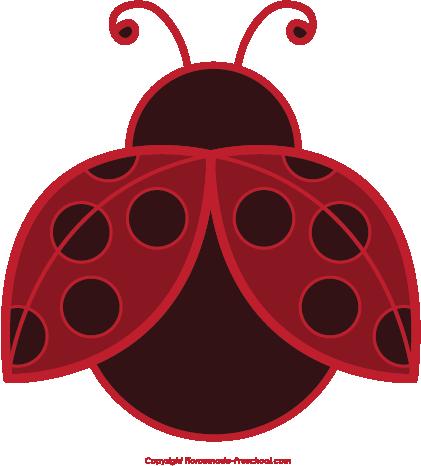 Ladybug back