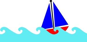 Ocean pug clip art