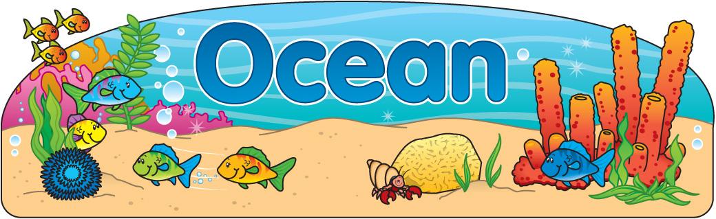 Ocean spring clipart