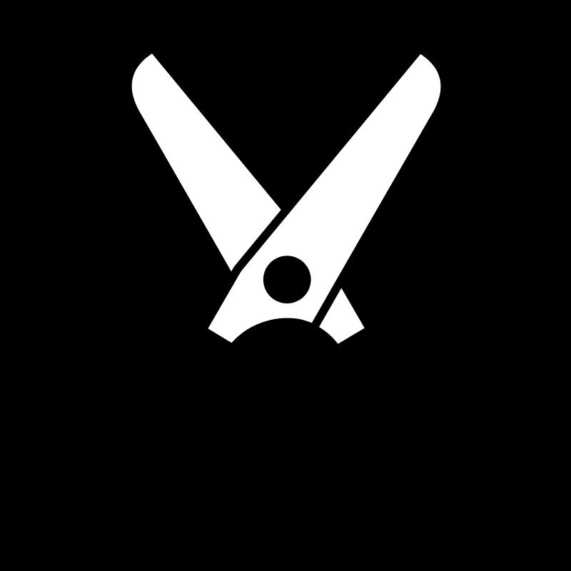 Scissors clip art clipart