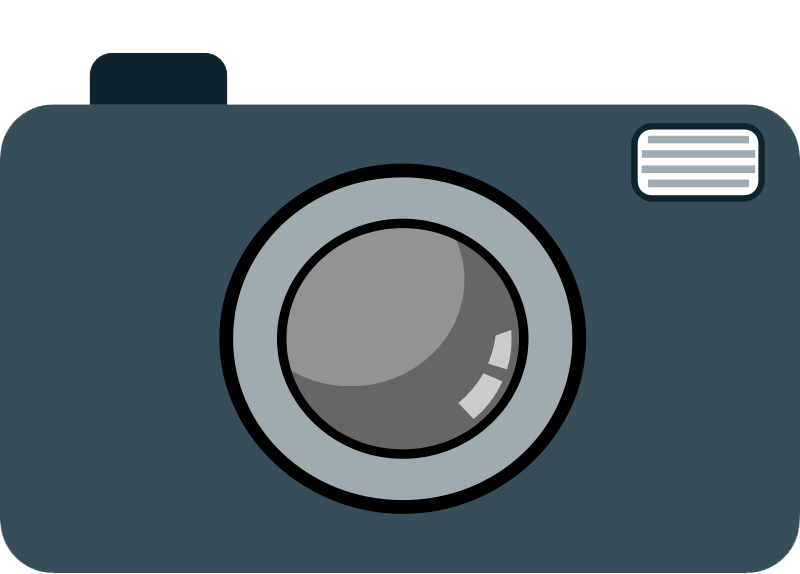 Camera clip art  2
