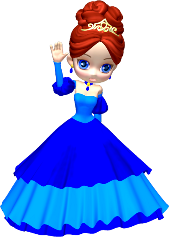 clipart of princess - photo #19