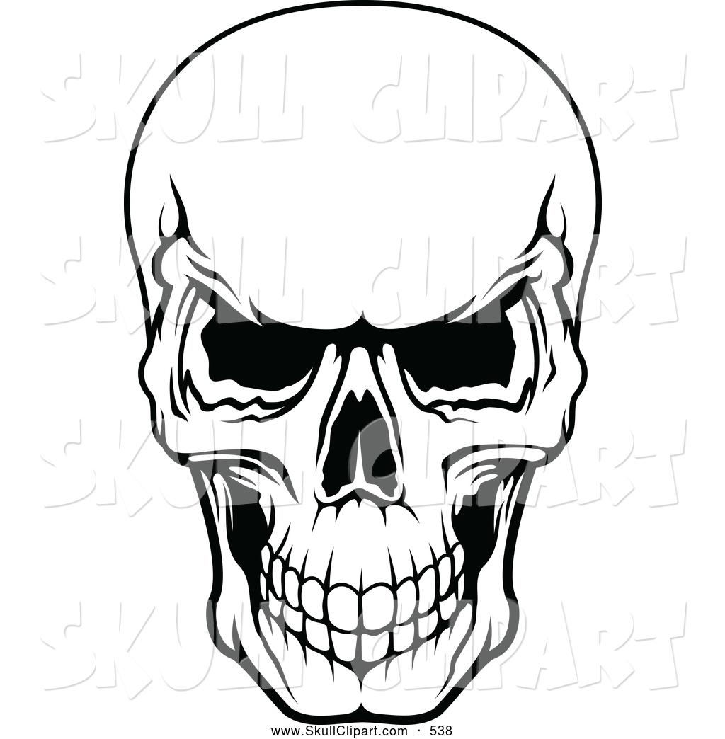 Cliparti1 skull clipart