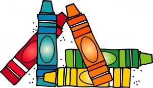 Crayon clipart 2