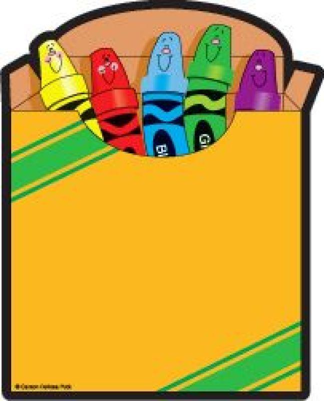 Crayon clipart 6
