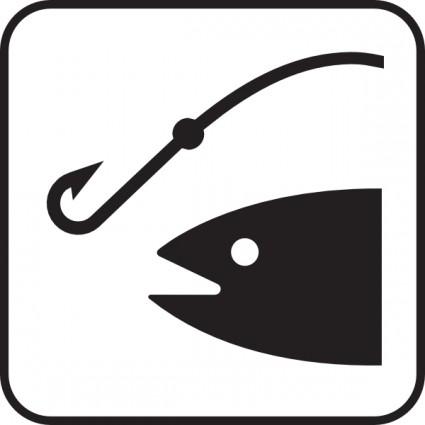 Fishing big fish clipart clipart