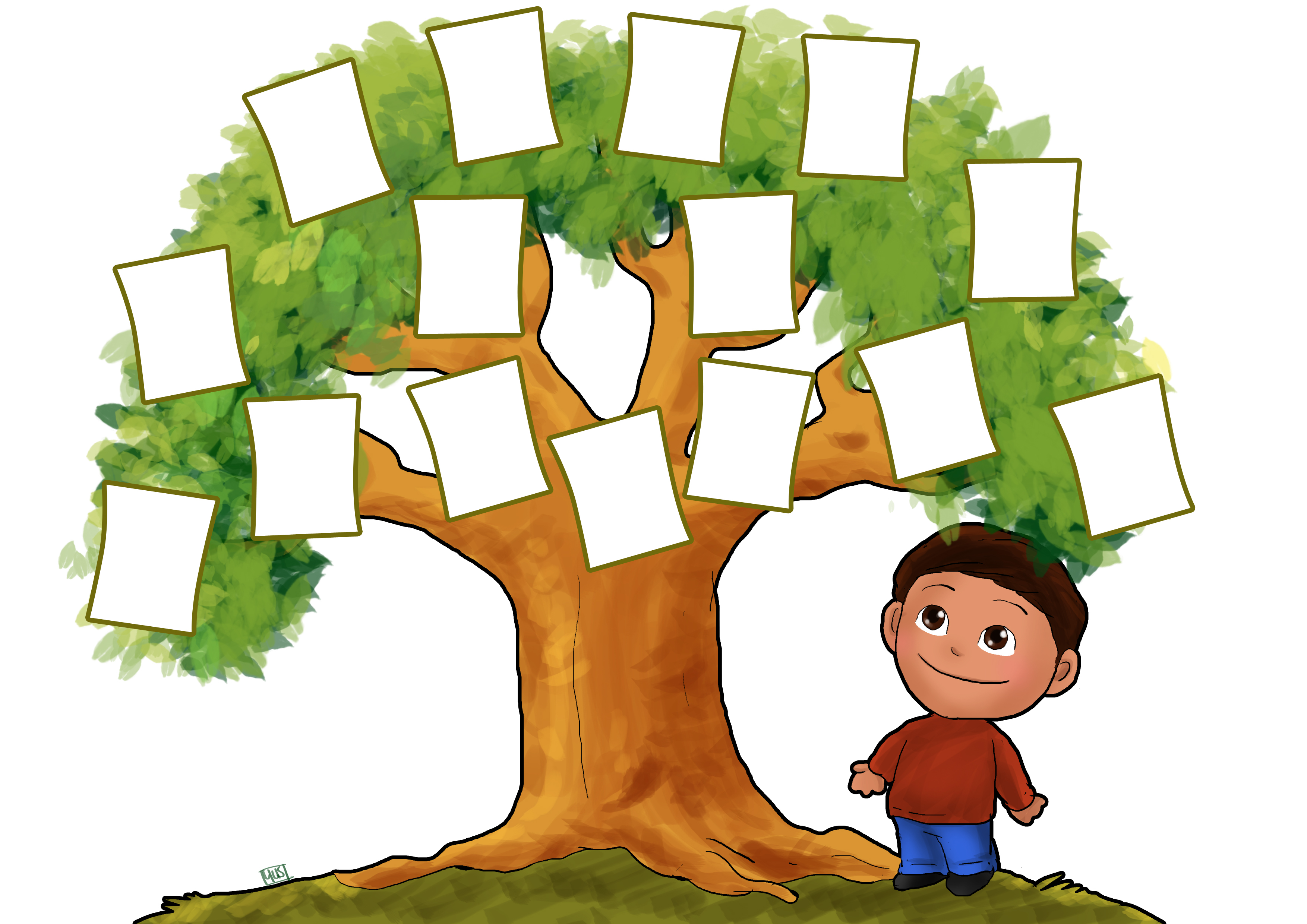 Free kids clip art printable