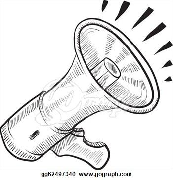 Megaphone clip art megaphone clip art teacher appreciation image #8561