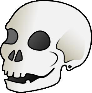 Skull clip art free clipart
