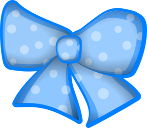 Blue ribbon clip art clipart