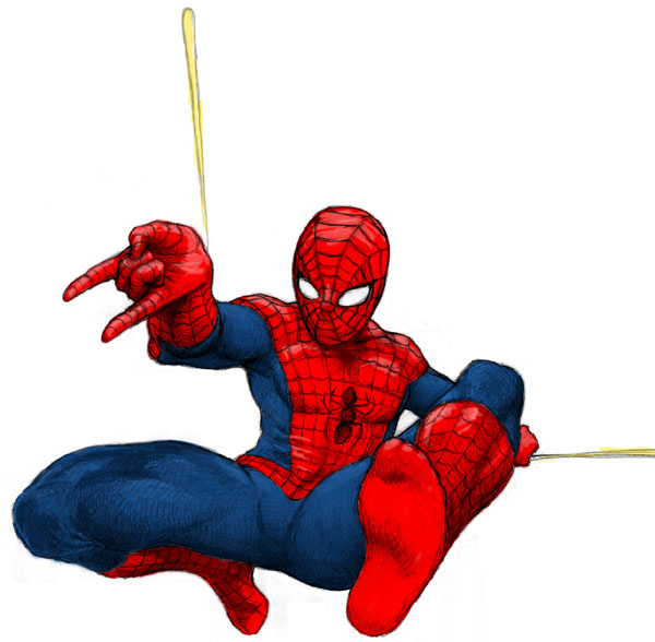 Clip art spiderman clipart clipart