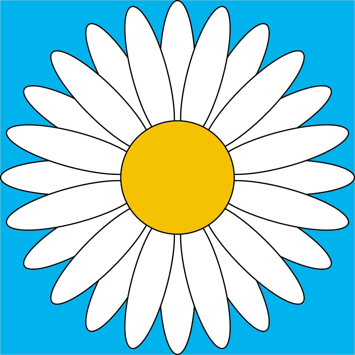 Cliparti1 daisy clipart