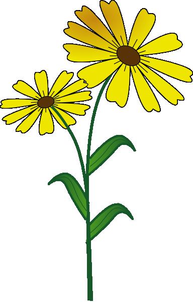 Daisy clip art at vector clip art online royalty free 2