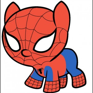 Free printable spiderman clipart clipart hash 2