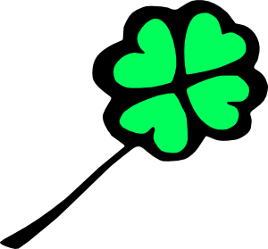 Free shamrock clipart clipart