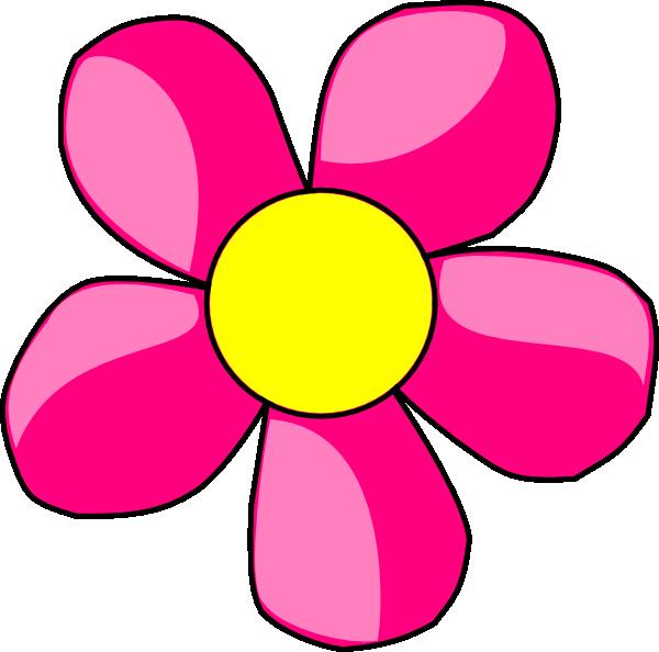 Pink daisy clip art at vector clip art online royalty 2
