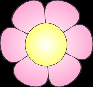 Pink daisy clip art at vector clip art online royalty 3