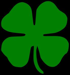 Shamrock clover clip art at vector clip art online royalty