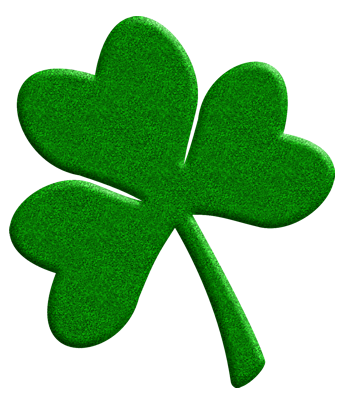 Shamrock picture clipart 0