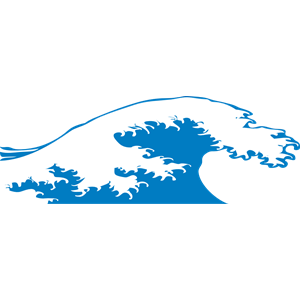 Waves wave clipart 6
