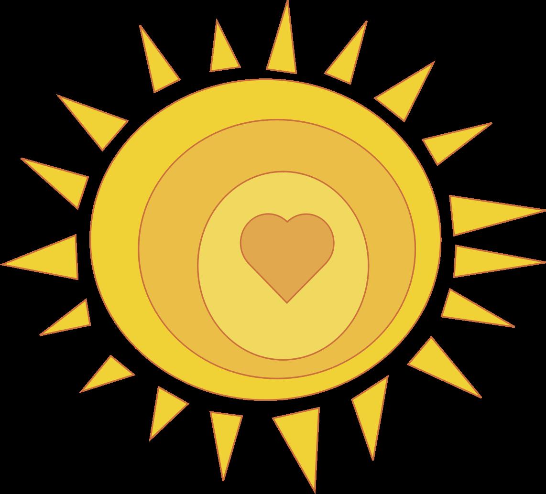 Clipart love sunshine