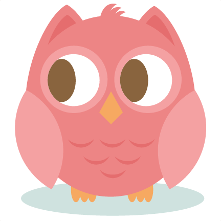 Cute owl clip art free 4