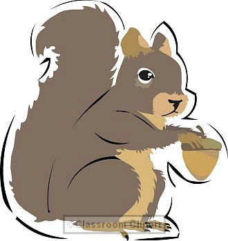 Free squirrel clipart free clip art images