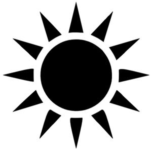 Sunshine clipart images clipart
