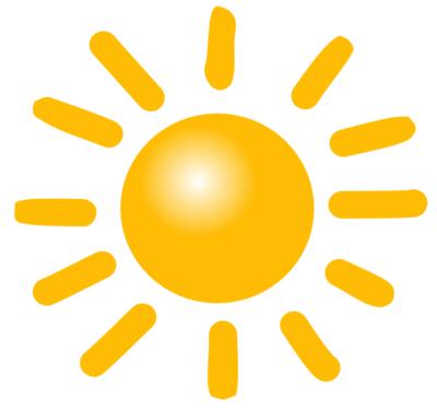 Sunshine free sun clipart public domain sun clip art images and graphics 2