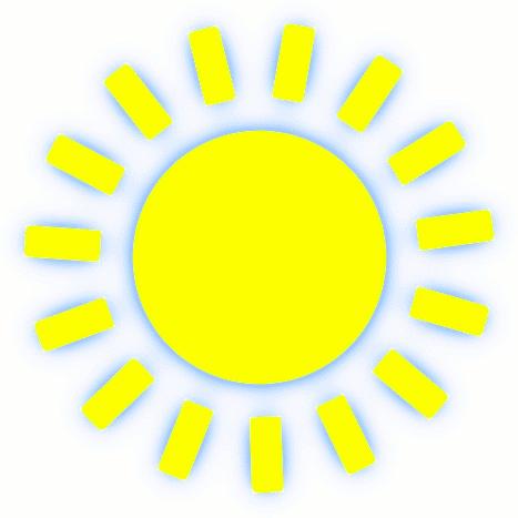 Sunshine free sun clipart public domain sun clip art images and graphics 3