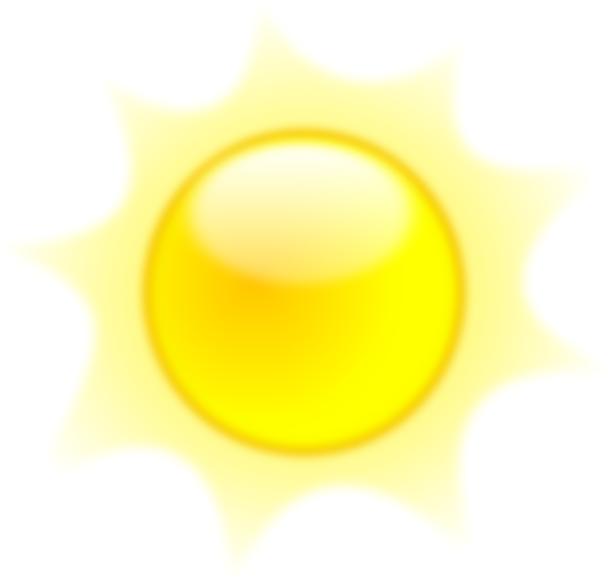 Sunshine free sun clipart public domain sun clip art images and graphics 6