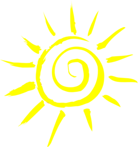 Sunshine sun clip art at vector clip art online royalty free 2