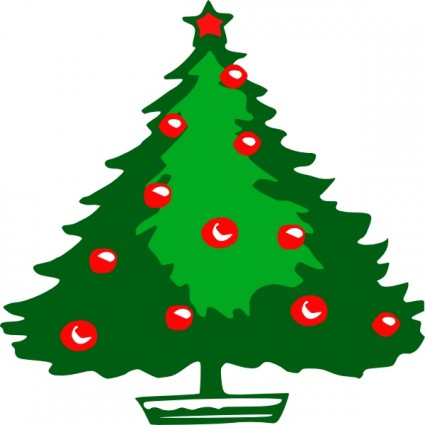 Christmas tree svg free vector for free download about free