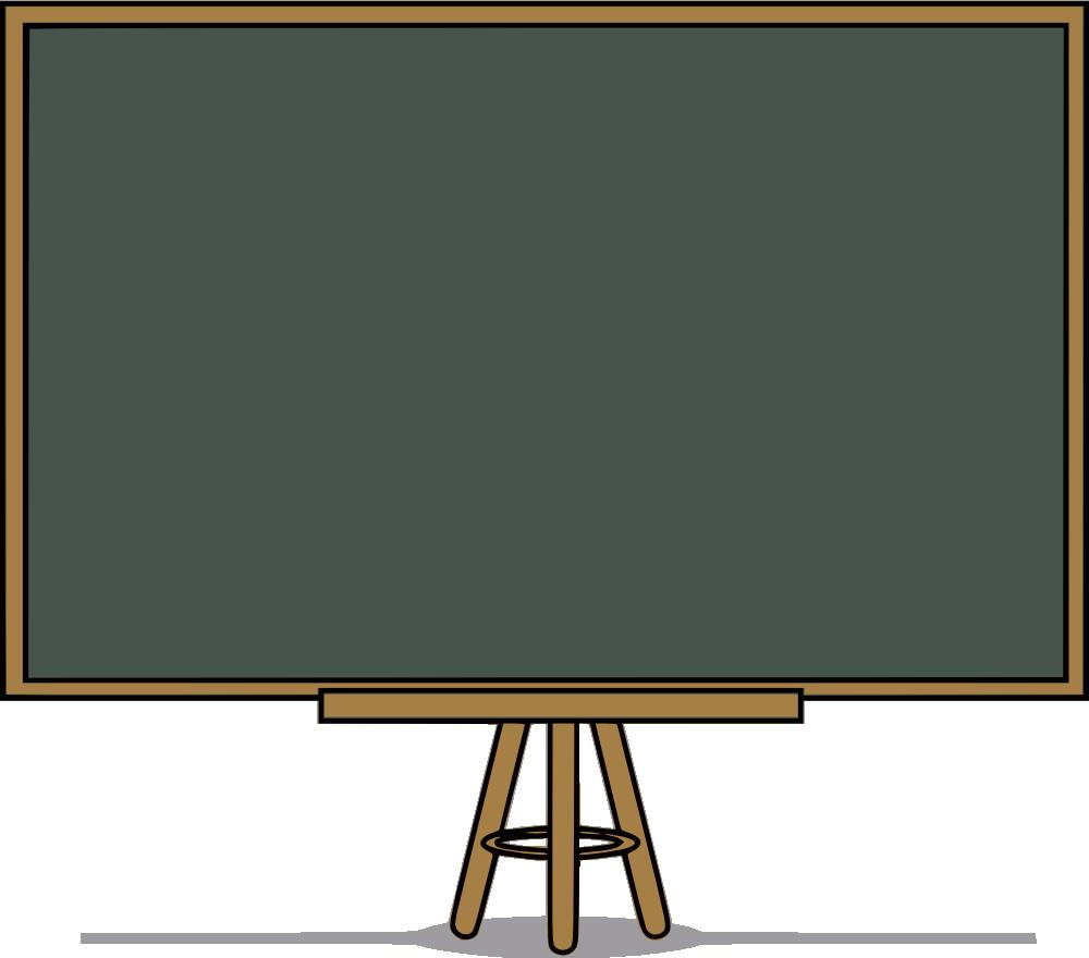 Clip art chalkboard