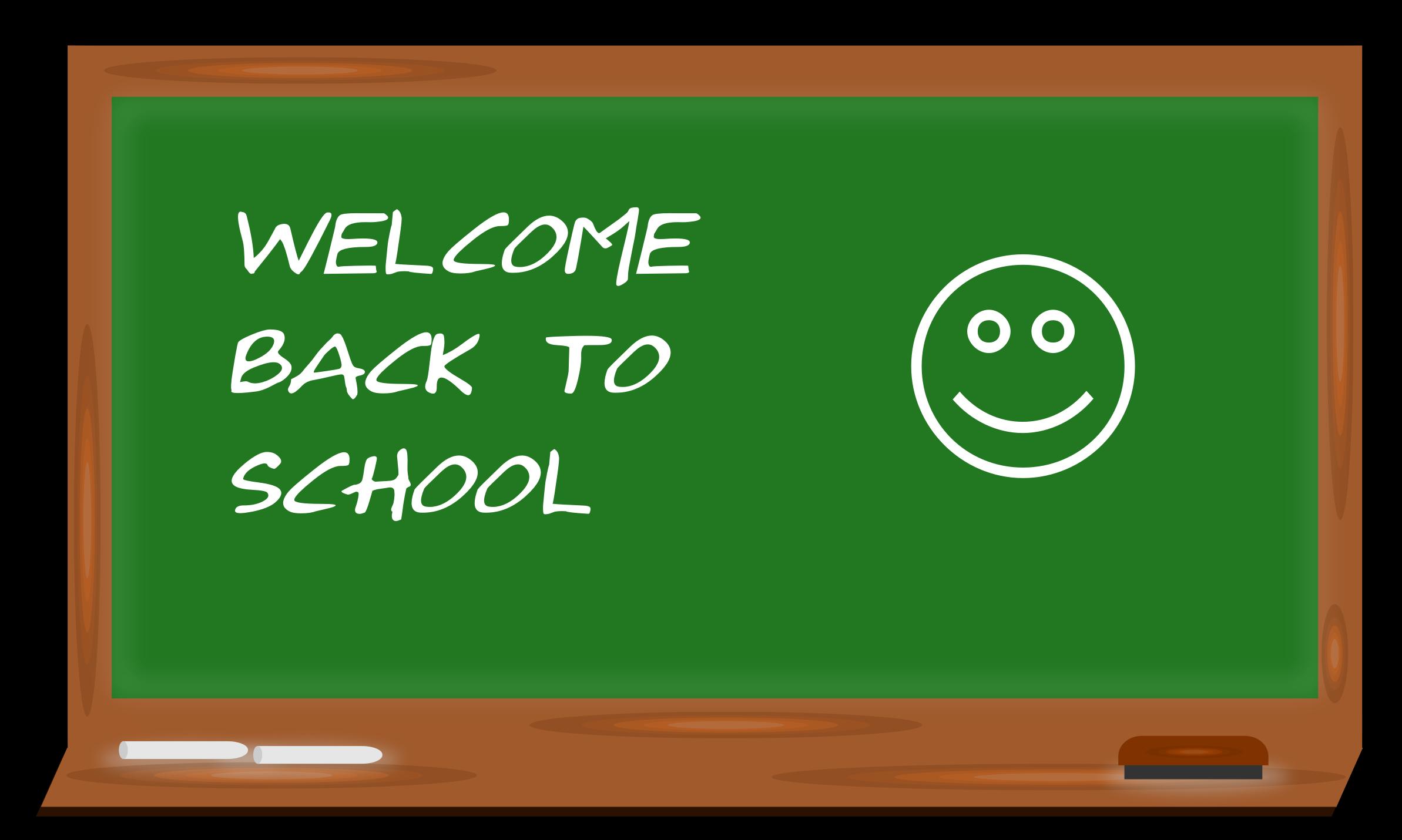 Clipart chalkboard