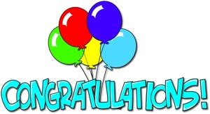 Congratulations clipart 5 2