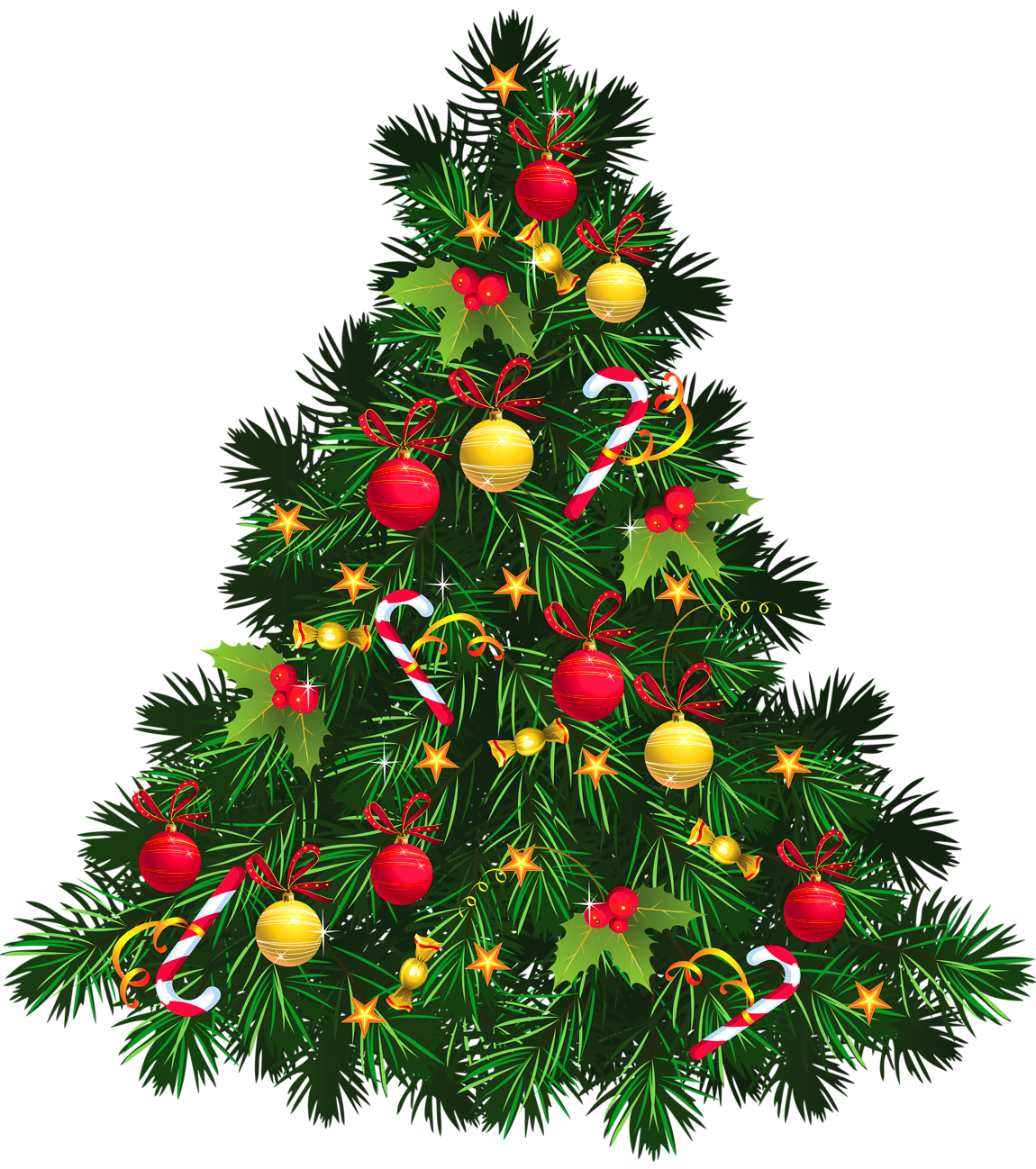 Free christmas tree clip art christmas moment 2